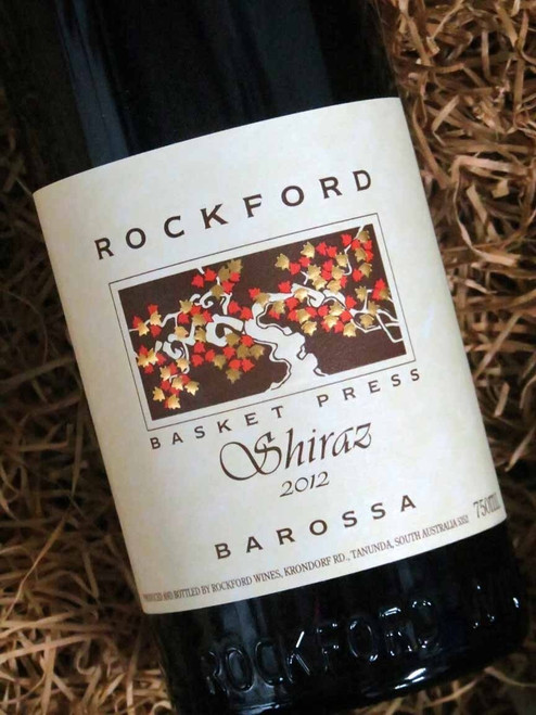 [SOLD-OUT] Rockford Basket Press Shiraz 2012