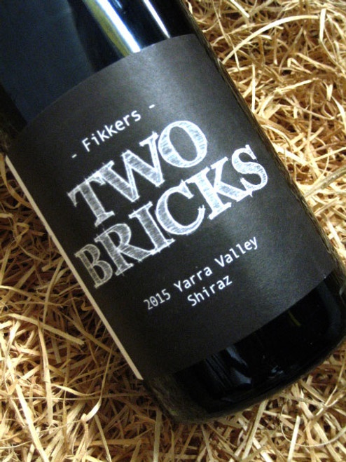 [SOLD-OUT] Fikkers Two Bricks Shiraz 2015