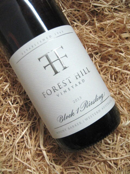 [SOLD-OUT] Forest Hill Block 1 Riesling 2013