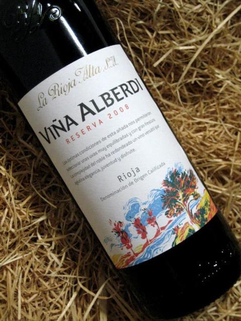[SOLD-OUT] La Rioja Alta Vina Alberdi Reserva 2008