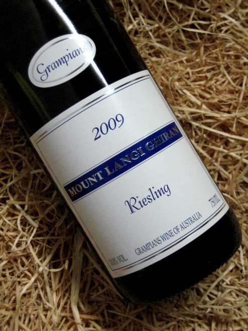 [SOLD-OUT] Mount Langi Ghiran Riesling 2009