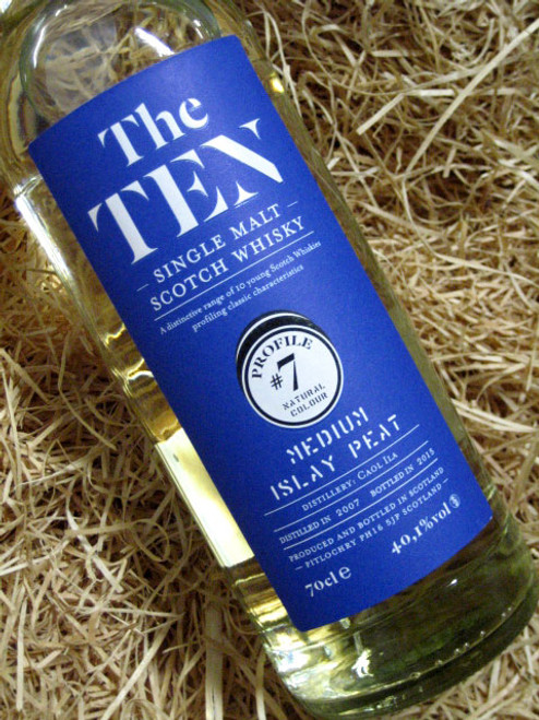 The Ten #7 Medium Peat Islay Single Malt 2008
