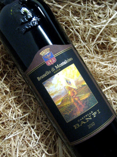 [SOLD-OUT] Banfi Brunello di Montalcino DOCG 2010