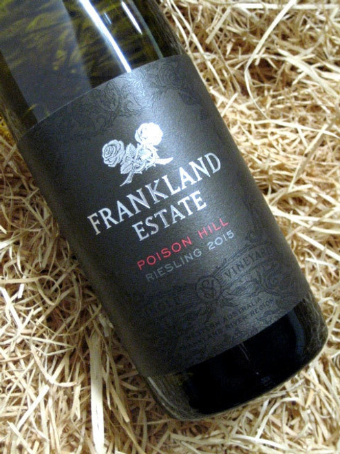 [SOLD-OUT] Frankland Estate Poison Hill Riesling 2015