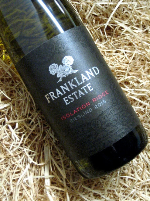 [SOLD-OUT] Frankland Estate Isolation Ridge Riesling 2015