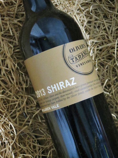 [SOLD-OUT] Oliver's Taranga Shiraz 2013