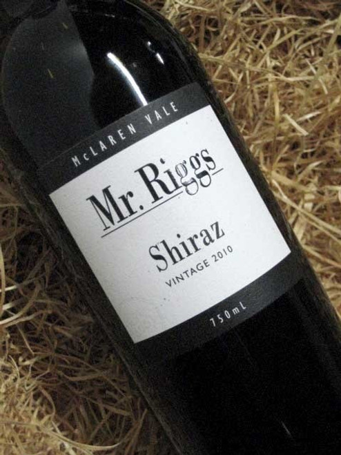 [SOLD-OUT] Mr Riggs Shiraz 2010