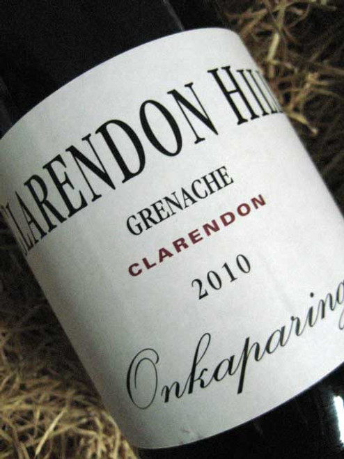 [SOLD-OUT] Clarendon Hills Onkaparinga Grenache 2010
