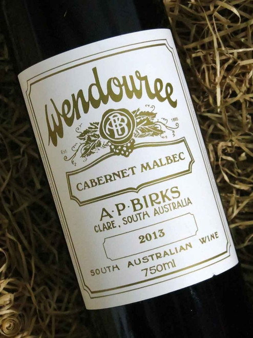 [SOLD-OUT] Wendouree Cabernet Malbec 2013