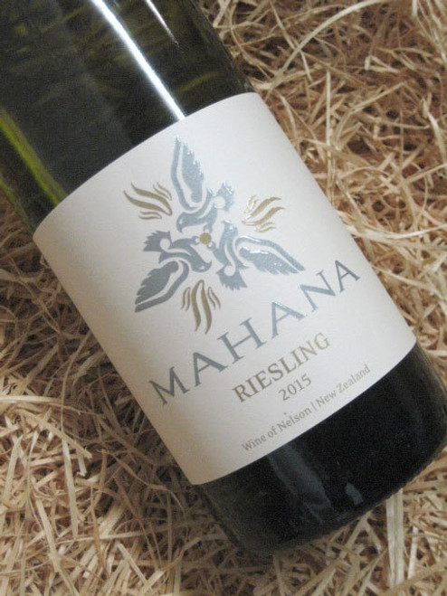 [SOLD-OUT] Mahana Riesling 2015