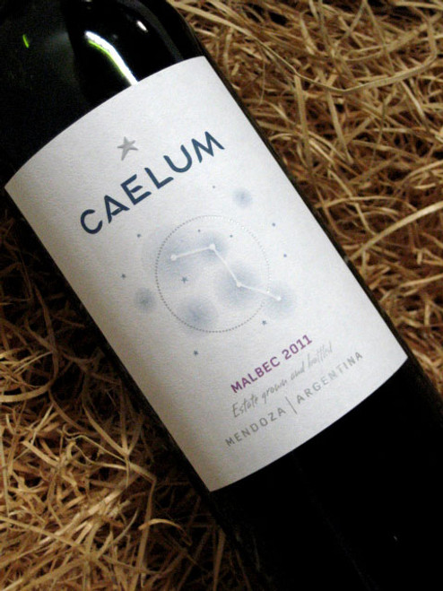 [SOLD-OUT] Caelum Malbec 2011