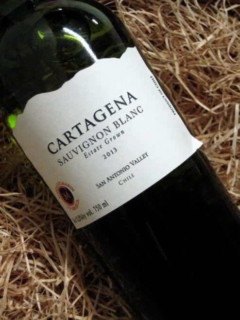 [SOLD-OUT] Casa Marin Cartagena Sauvignon Blanc 2013