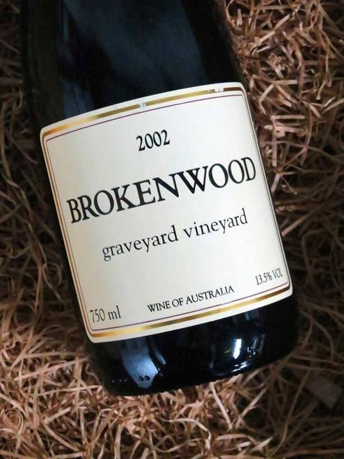[SOLD-OUT] Brokenwood Graveyard Shiraz 2002