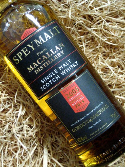 [SOLD-OUT] Gordon & Macphail Macallan Speymalt 2005 43%