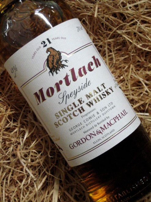 [SOLD-OUT] Gordon & Macphail Mortlach Speyside Single Malt 21YO