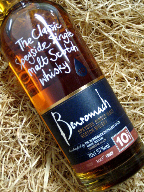 [SOLD-OUT] Benromach 100 Proof 57% 10YO