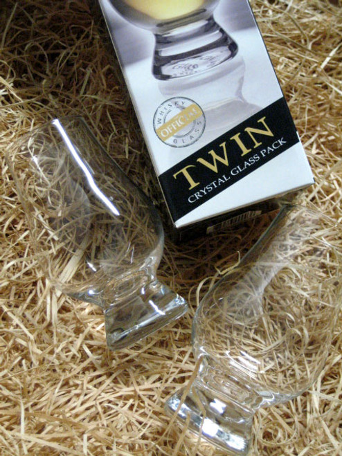 [SOLD-OUT] Glencairn Whisky Glass - Twin Pack