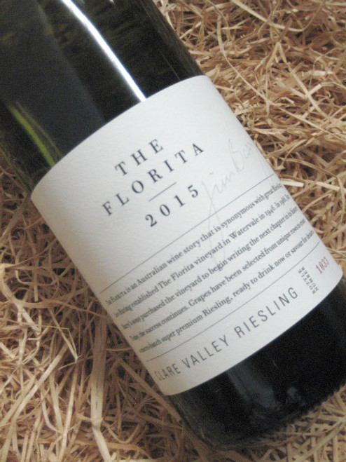 [SOLD-OUT] Jim Barry The Florita Clare Riesling 2015