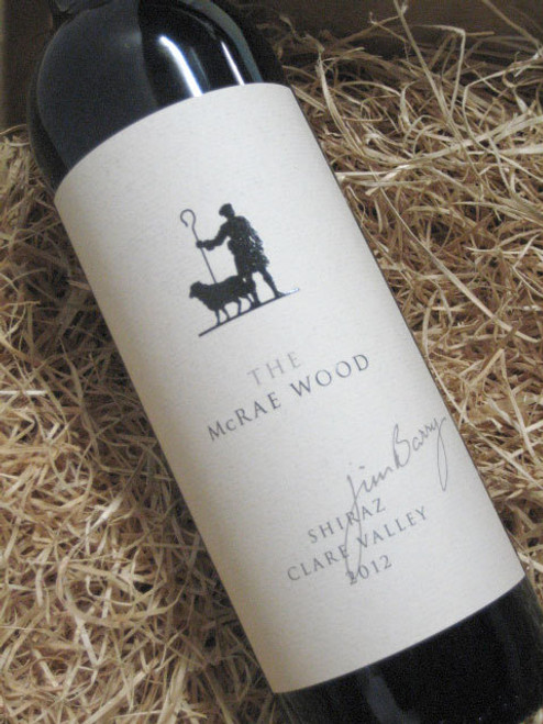 [SOLD-OUT] Jim Barry McRae Wood Shiraz 2012