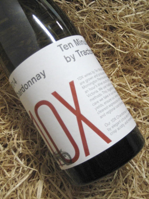 [SOLD-OUT] Ten Minutes By Tractor 10X Chardonnay 2014
