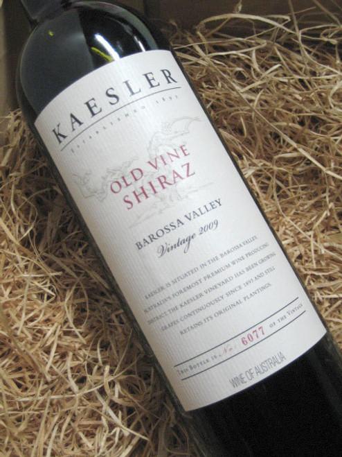 [SOLD-OUT] Kaesler Old Vine Shiraz 2009
