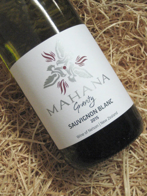 [SOLD-OUT] Mahana Gravity Sauvignon Blanc 2015
