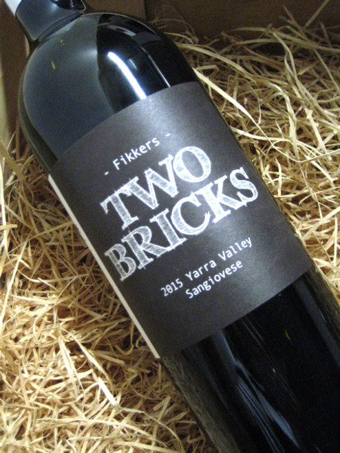 [SOLD-OUT] Fikkers Two Bricks Sangiovese 2015
