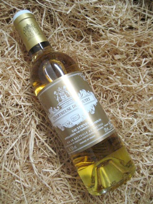 [SOLD-OUT] Chateau Coutet Chartreuse de Coutet 2012 375mL-Half-Bottle