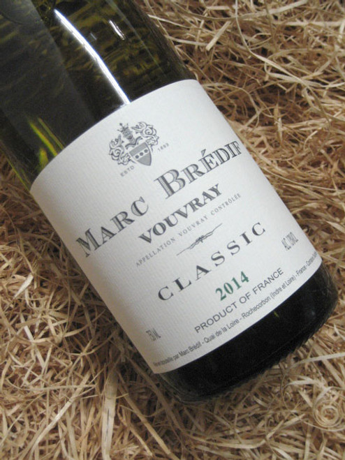 [SOLD-OUT] Marc Bredif Vouvray 2014