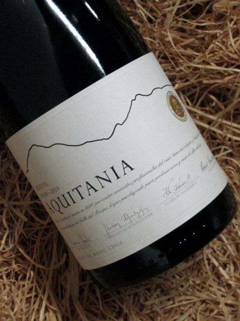 [SOLD-OUT] Aquitania Reserva Syrah 2014