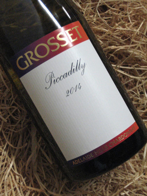 [SOLD-OUT] Grosset Piccadilly Chardonnay 2014