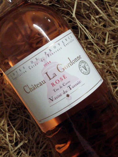 [SOLD-OUT] Chateau La Gordonne Cotes de Provence Rose 2014