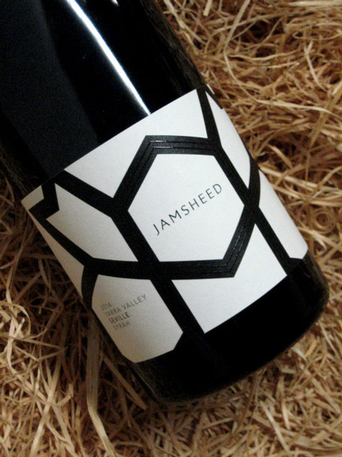 [SOLD-OUT] Jamsheed Seville Syrah 2014
