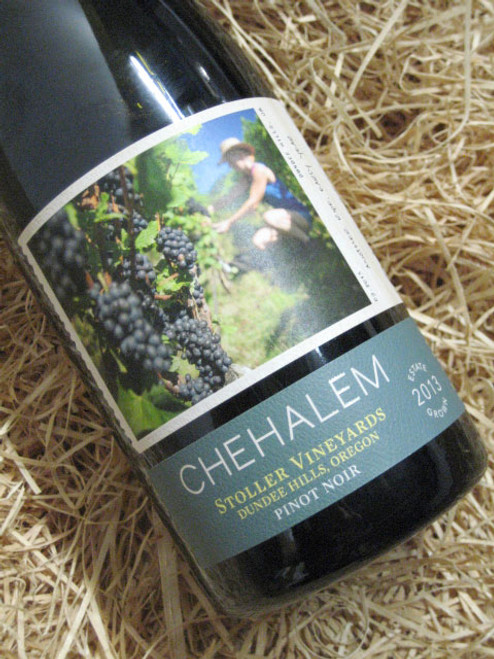 [SOLD-OUT] Chehalem Stoller Pinot Noir 2013