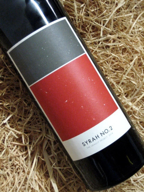[SOLD-OUT] Graillot Project Syrah No. 2 2014