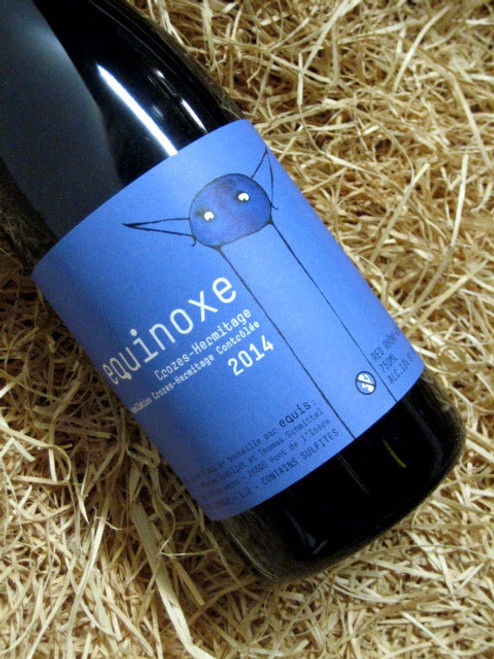 [SOLD-OUT] Maxim Graillot Equis Equinoxe Crozes-Hermitage Rouge 2014
