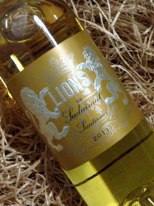 [SOLD-OUT] Les Lions de Suduiraut 2011 375mL-Half-Bottle