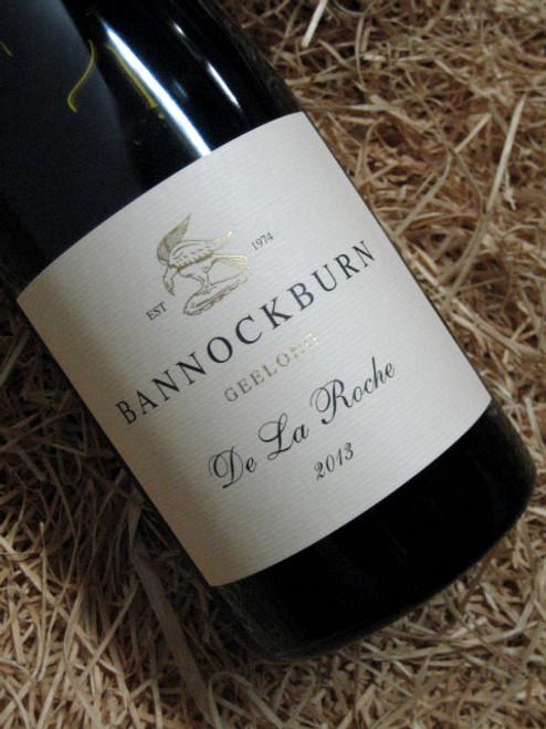 [SOLD-OUT] Bannockburn De La Roche Shiraz 2013