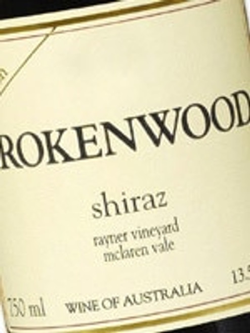 Brokenwood Rayner Shiraz 2002