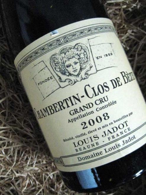 [SOLD-OUT] Louis Jadot Chambertin Clos de Beze Grand Cru 2008