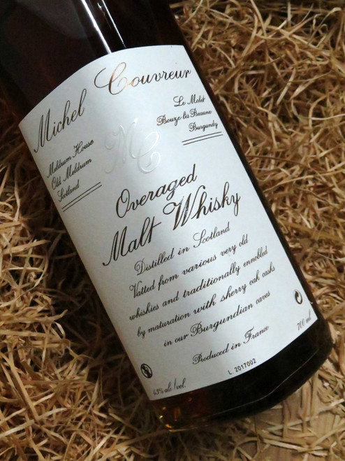 Michel Couvreur Overaged Whisky PX Cask
