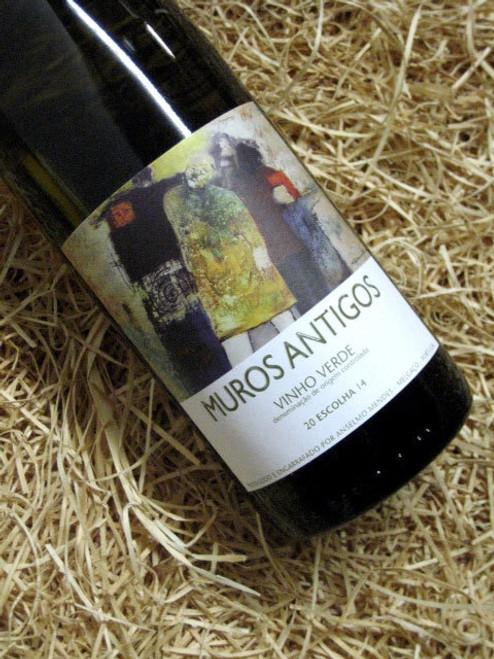 [SOLD-OUT] Muros Antigos Vinho Verde 2014