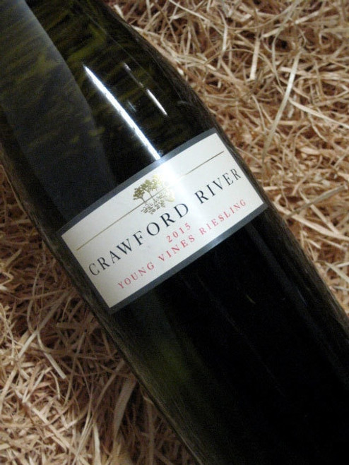[SOLD-OUT] Crawford River Young Vines Riesling 2015