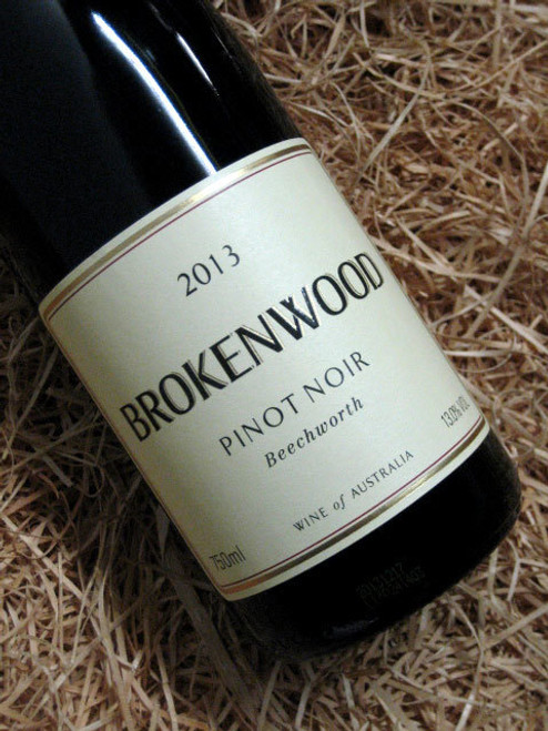 [SOLD-OUT] Brokenwood Beechworth Pinot Noir 2013