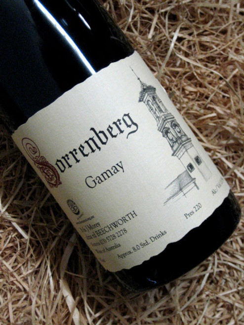[SOLD-OUT] Sorrenberg Gamay 2015
