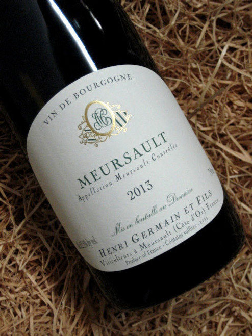 [SOLD-OUT] Henri Germain et Fils  Meursault AOC 2013