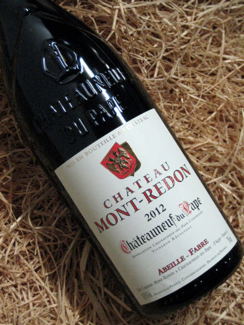 [SOLD-OUT] Chateau Mont-Redon Chateauneuf-du-Pape 2012