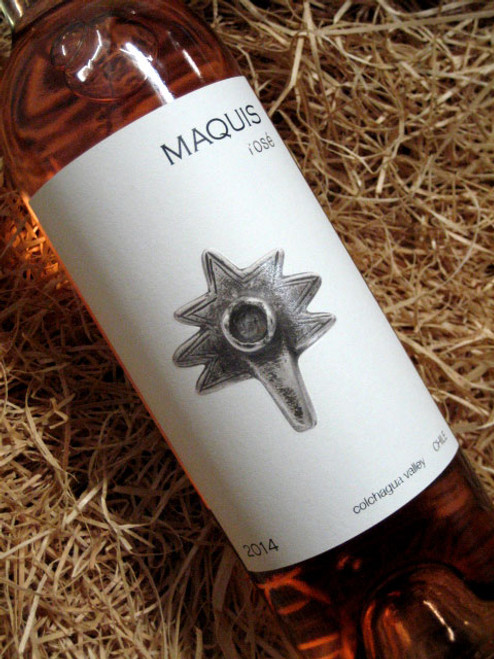 [SOLD-OUT] Maquis Malbec Rose 2014