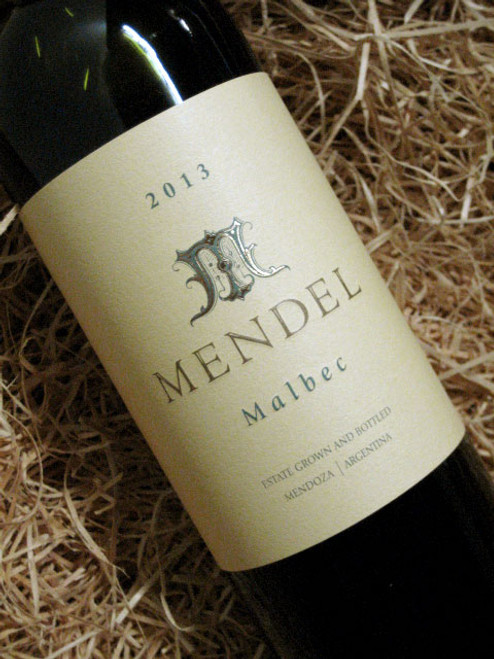 [SOLD-OUT] Mendel Malbec 2013