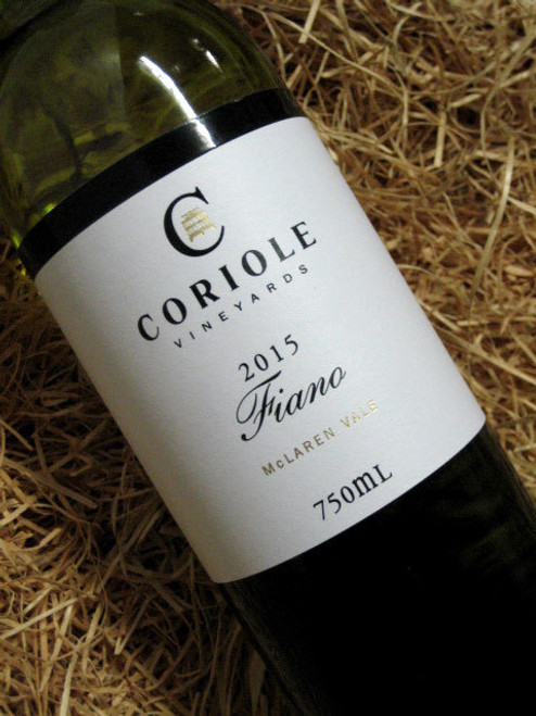 [SOLD-OUT] Coriole Fiano 2015